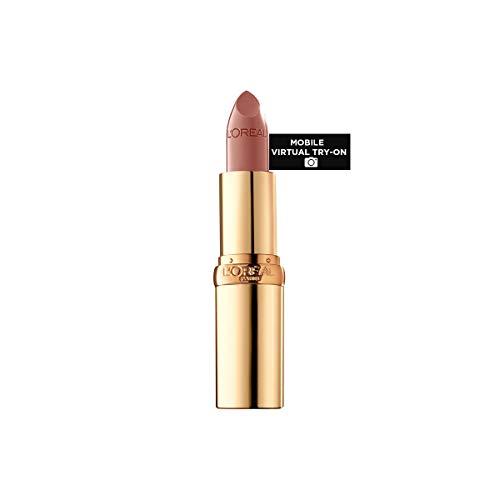 L'Oreal Paris Colour Riche Lipcolour, Fairest Nude, 1 Count