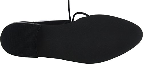 49109 Open Bianco black Shoe Negro 25 Oxford Laced Mujer PpvfqwA