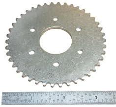 AndyMark ANSI #25 42-Tooth Aluminum Plate Sprocket