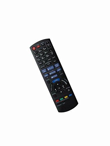 Compatible Remtoe Control For Panasonic N2QAYB000629 SA-BTT268 SA-BTT270 Blu-ray Disc DVD Home Theater cinema System by HCDZ