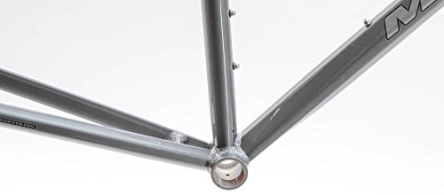 "20.5"" MARIN SAUSALITO Road Commuter Bike Frame Alloy Grey 700c E3 Tubing NOS NEW"