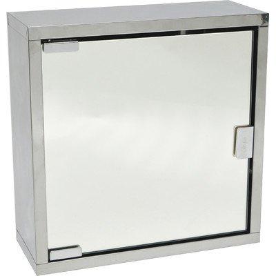 EVIDECO A852499 11.8″ x 11.8″ Surface Mount Medicine Cabinet