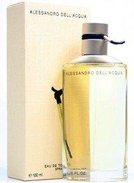 Alessandro Dell Acqua by Alessandro Dell'Acqua, 3.4 oz Eau De Toilette Spray for Women AWALS34S