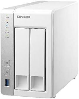 QNAP TS-231 - Unidad Raid (2000 GB, Unidad de Disco Duro, Unidad ...