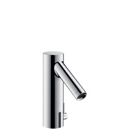 Hansgrohe AXOR STARCK ELECTRONIC FAUCET WITH TEMP CONTROL 110V 10140801