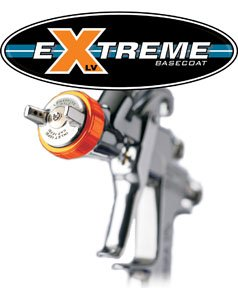 1.3Mm Lph400-Lvx Hvlp Compliant Spray Gun W/700Ml Cup