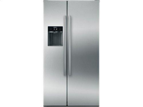 Siemens Kühlschrank Eiswürfel : Siemens ka dv side by side a kühlen l gefrieren