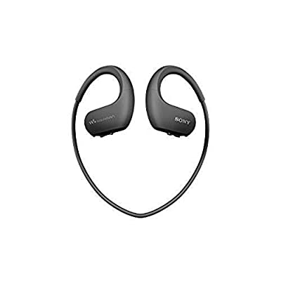 Sony NWWS413BM 4GB Sports Wearable MP3 Player (Black) from Sony