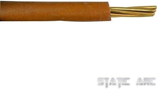 marron 1/fil /électrique en cuivre longueur 1,5//2,5//4//6//10/mm2/230/V