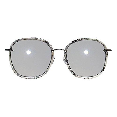 Clásicas Gafas y Smileyes Colocción de 26 Lente Con AC hombre Nueva para Casuales Personalizadas Mujer 2018 Sol UV400 nZSxZF