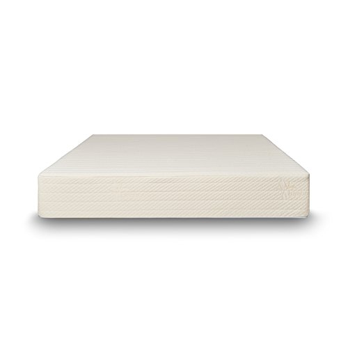 Brentwood Home Bamboo Gel 9 Memory Foam Mattress, Made in California, RV Queen