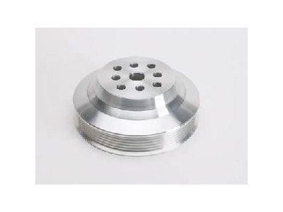 March Performance 2004 Water Pump Pulley for Small Block Ford Engine by MARCH