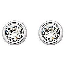 ea80c87e6 Amazon.com: Swarovski Larger Harley Pierced Earrings: Dangle Earrings:  Jewelry