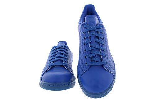 official photos 9e607 95cb6 adidas Originals Men s Stan Smith Adicolor Running Shoe, Blue, 10.5 M US