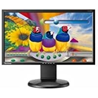 ViewSonic LCD VGA2228WM-LED LED Backlight 22inch Wide 5ms 100:1 1920x1080 DVI VGA Retail
