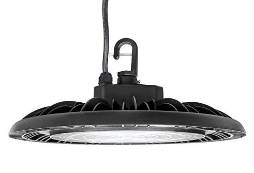 Hyperikon UFO LED High Bay Light 150W (600W Equivalent), Shop and Warehouse Area Lighting 600w Halogen Shop Light