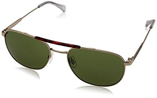 Tommy Hilfiger 1308/S Sunglasses Gold Havana Green / - Sunglasses Hilfiger Aviator Tommy Mens