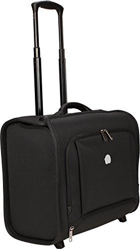 Delsey Montmartre valigetta 2 ruote 46,5 cm compartimento Laptop nero