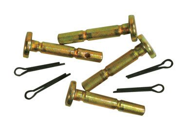 Craftsman Snowblower Shear Pins (4) Shear Bolts and Cotter Pins(07188389) (Pin Products Shear)