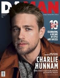 Daman Magazine (April/May, 2017) Charlie Hunnam Cover