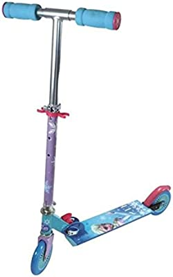 Frozen Scooter Patinete 2 ruedas Niñas Elsa: Amazon.es ...