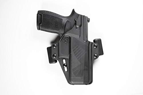 Raven Concealment Systems Perun OWB Holster fits SIG Sauer P320 Compact/X-Carry