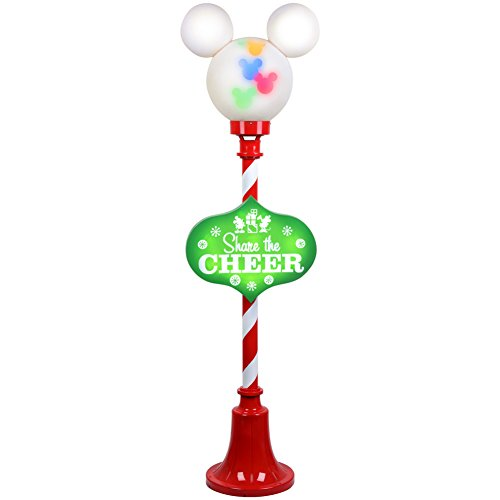 Disney Share The Cheer Christmas Lamp