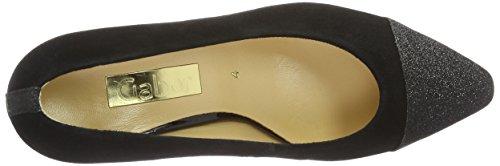 Shoes Fashion Escarpins Noir 40 Gabor schwarz Femme RpZqwd0x8