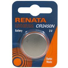 NEW 3 Volt CR-2450 Battery for The Following Scuba Diving Dive Computer, - React Pro Genesis Computer