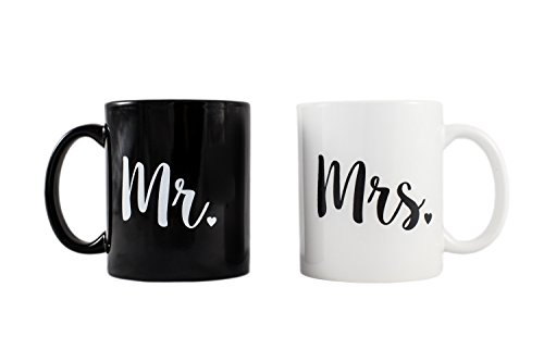 mr and mrs coffee gift sets - 8