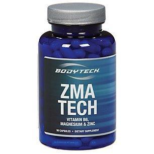 BodyTech ZMA Tech (90 Capsules...