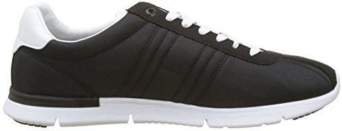 990 Hilfiger Retro Herren Black Sneaker Lightweight Tommy Schwarz dq780Rxz8w