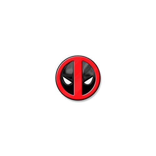 Ata-Boy Deadpool Logo 3/4