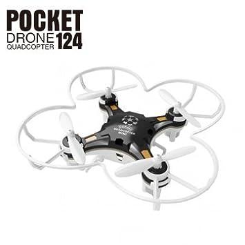 GoolRC FQ777 Drone de Bolsillo 124 2.4G 4CH Seis Ejes Gyro RC ...