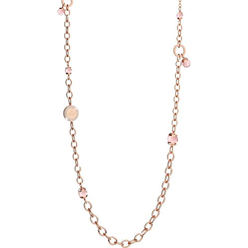 Collier Femme Bijoux Rebecca Hollywood Stone Casual Cod. bhskrq15