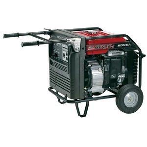 Honda Power Equipment EM5000IS1T 5,000W Portable Generato...