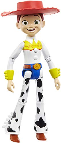 Cowgirl From Toy Story (Disney Pixar Toy Story True Talkers Jessie Figure,)