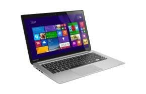 Toshiba KIRAbook 13 i5Sm 13.3-inch Touchscreen Laptop - Silver