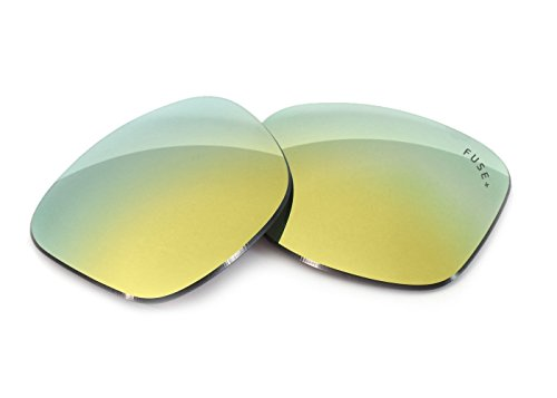 FUSE+ Lenses for Electric Watts Fusion Mirror Polarized - Watts Electric Sunglasses