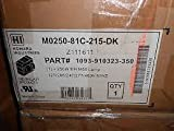 1- HOWARD M0250-81C-215-DK FOR 1-250W LAMP, 5 MULTITAP BALLAST MH M58 LAMP METAL HALIDE