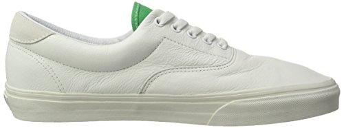 Vans 59 ERA Vintage True Sneakers Fashion Green Kelly White Sport HrR1qxH