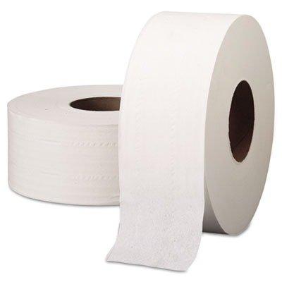 Scott Jumbo Tissue Refill, 2-Ply, Pack Of 4 Rolls