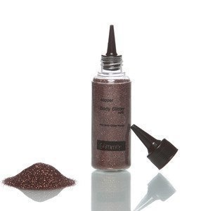 Glimmer Body Art Copper Body Glitter Refill