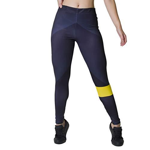 Calça Feminina Legging Sublimada Eletric Force