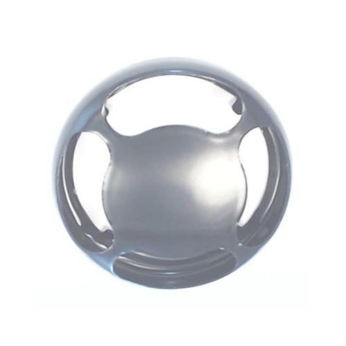 Whirlpool 9760225BL Dome Cap Vent Black