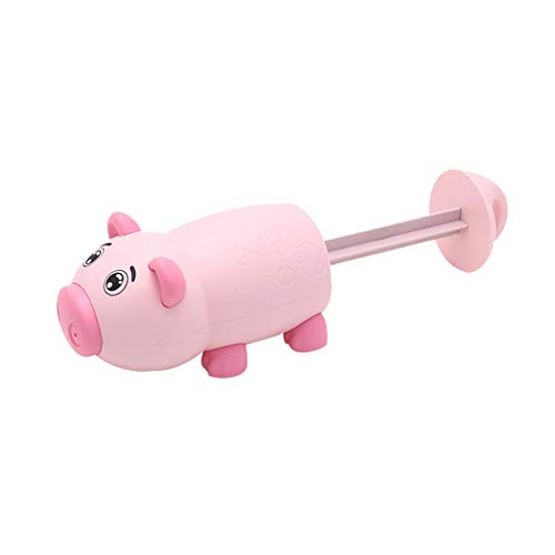 Kailemei 1PC Funny Summer Beach Toys Eliminator Super Soaker Swimming Pig Water -