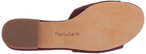Sandalo Slide Sandali Franco Sarto Donna Sabani Dark Burgundy