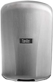 product image for Excel Dryer TA-SB Automatic, Surface-Mounted, ADA-Compliant Conventional Hand Dryer, Brushed Stainless Steel Cover, 110-120V 50/60 Hz