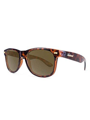 Knockaround Fort Knocks Non-Polarized Sunglasses, Tortoise Shell / - Men Shell Tortoise Sunglasses