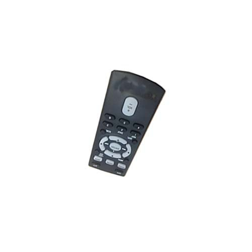 EREMOTE Easy Replacement Remote Control Suitable for Sony CDX-GT200 RM-X152 148015021 CDX-GT630UI CDX-H905IP Car CD Acc MP3 Radio Audio System Player ()